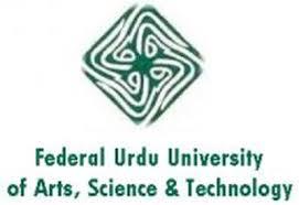 Federal Urdu University Of Arts Science & Technology Admission Ads