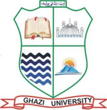 Ghazi University D G Khan Admission Ads