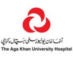 The Aga Khan University Hospital Logo