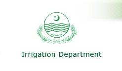 Irrigation Department Logo
