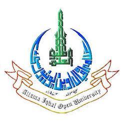 Allama Iqbal Open University Logo