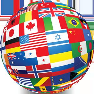 Multinational Company Logo