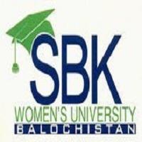 Sardar Bahadur Khan Womens University Logo