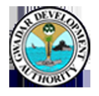 Gwadar Development Authority Logo