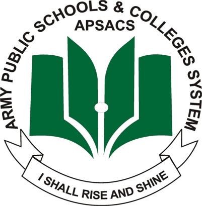 Army Public School & College Logo