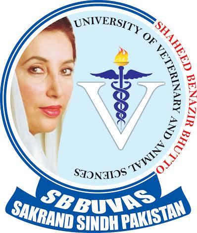 Shaheed Benazir Bhutto University Logo