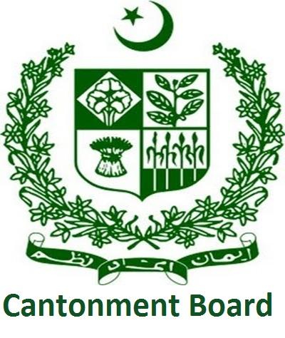 Cantonment Board Logo