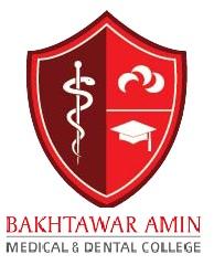 Bakhtawar Amin Medical & Dental College Logo