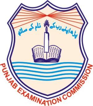 Punjab Examination Commission Logo
