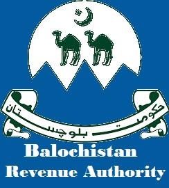 Balochistan Revenue Authority Logo