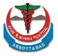 Ayub Teaching Hospital Logo
