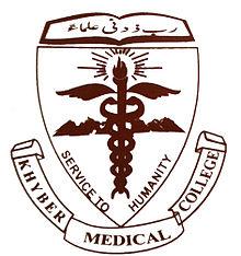 Khyber Medical College Logo