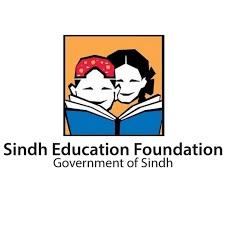Sindh Education Foundation Logo