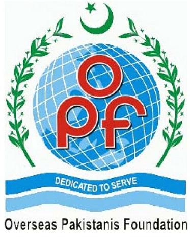 Overseas Pakistanis Foundation Logo