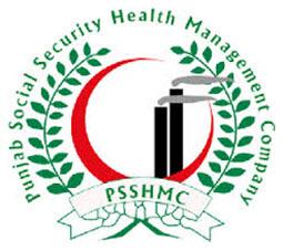 Punjab Social Security Health Management Company Logo