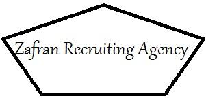 Zafran Recruiting Agency Logo