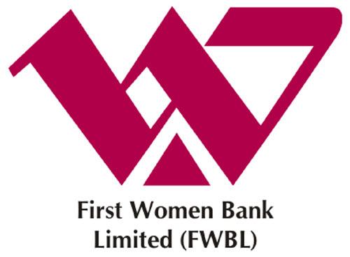 First Women Bank Limited Logo