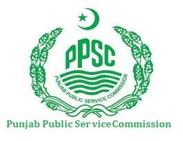 Punjab Public Service Commission Logo