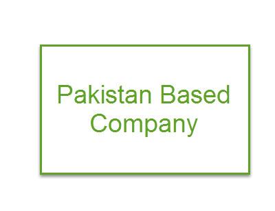 Pakistan Based Company Logo