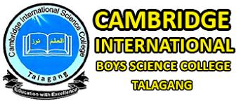 Cambridge International Boys Science College Logo
