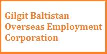 Gilgit Baltistan Overseas Employment Corporation Logo