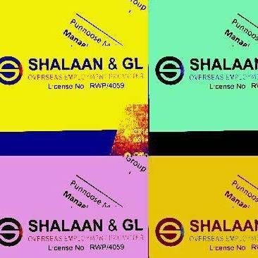 Shalaan & Gl Overseas Employment Promoter Logo