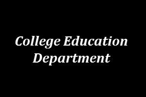 College Education Department Logo